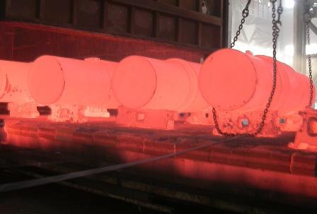 Круг сталь 40ХН: термообработка