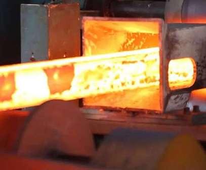 Круг сталь ХВГ: свойства и особенности термоупрочнения