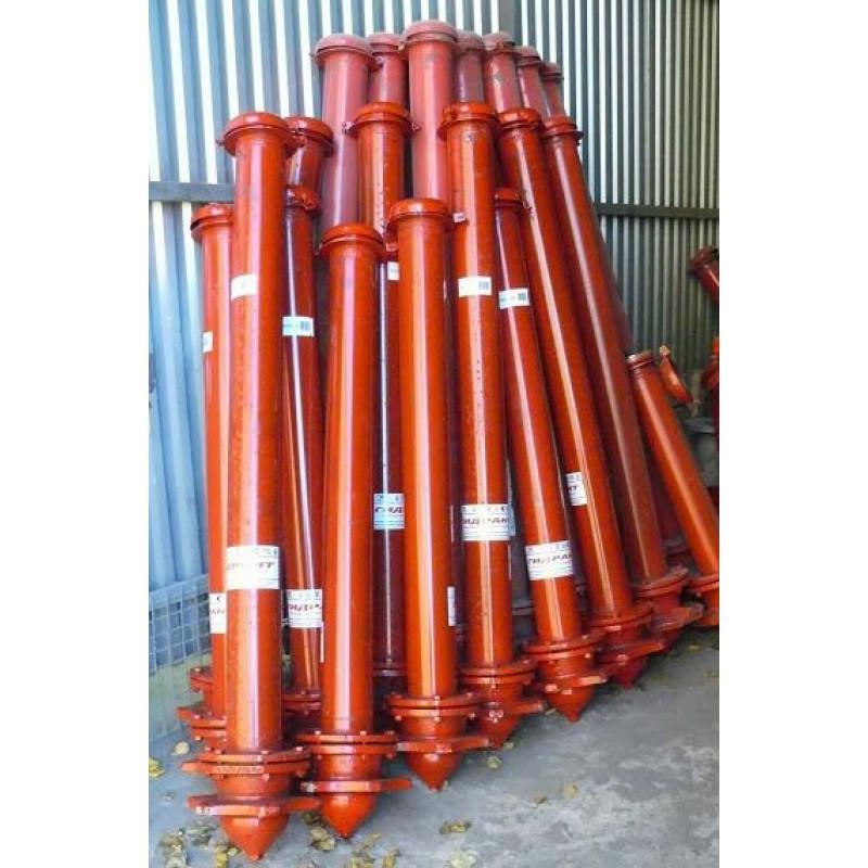 Гидрант пожарный подземный, высота 2,5м, гост 8220-85, цена 1 тг.