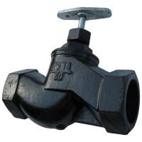 Клапан (вентиль) чугунный муфтовый