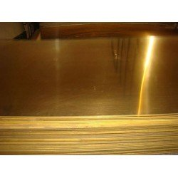Латунный Лист Л63. Цена от 240 грн/кг