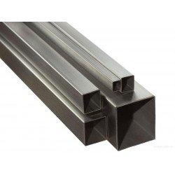 Труба профильная (квадратная, прямоугольная) алюминиевая
