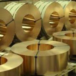 Лента бронзовая БрОФ - Цена от 540 грн./кг