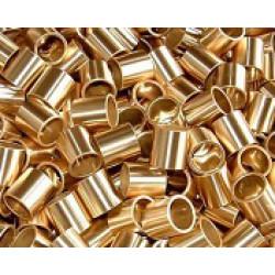 Втулки бронзовые БрАЖ - Цена от 270 грн./кг