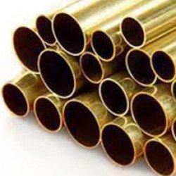 Латунная труба ЛО70-1. Цена от 342 грн./кг