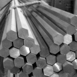 Шестигранник калиброванный сталь 45 - Стоимость от 32 грн./кг