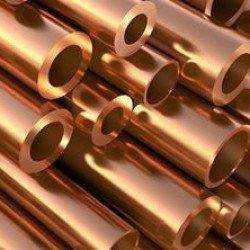 Труба бронзовая БрКМц - Цена от 370 грн./кг