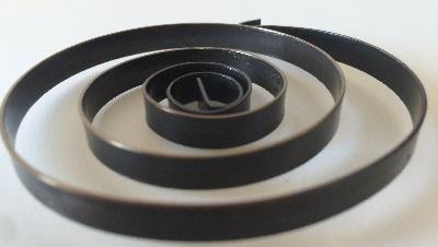 Лента сталь 65г: изготовление и обработка пружин