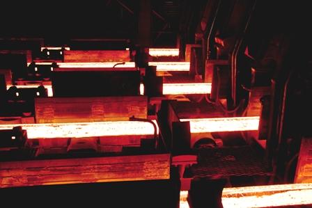 Трубы горячекатаные: термообработка в секционных печах