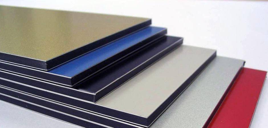 Алюминиевый композитный лист