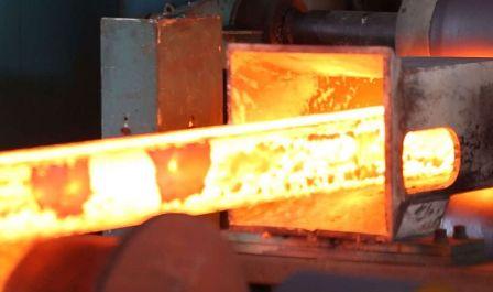 Квадрат горячекатаный сталь 45: процесс закалки